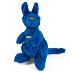 UMKC Plush Blue Kangaroo