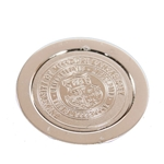 UMKC Official Seal Silver Tie Tac