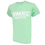 UMKC Roos Mint Green Crew Neck T-Shirt