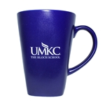 UMKC Bloch School Royal Blue Mug