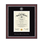 University of Missouri Kansas City Kensington Diploma Frame