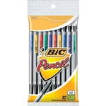 Bic  No. 2 Medium (0.7mm) Mechanical Pencils - 10 Pack