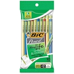 Bic  No. 2 Medium (0.7mm) Ecolutions Mechanical Pencils - 10 Pack