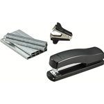 Stanley Bostitch Black Stapler with Pinch Remover & 5,000 Staples Value Pack