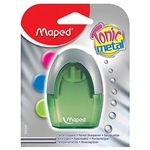 Maped Tonic Metal 2-Hole Assorted Sharpener