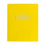 UMKC Gold Laminated 2 Pocket Folder