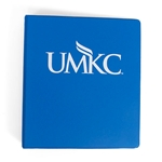 UMKC Royal Blue Eco-Friendly 1-Inch Binder