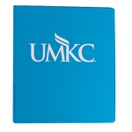 UMKC Light Blue 1 Inch Three-Ring Binder