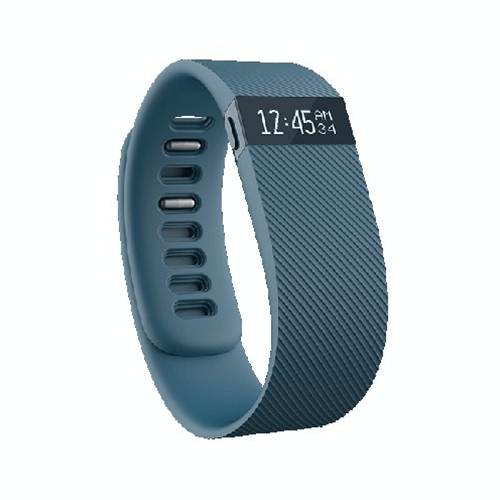 FitBit Charge Small Band Wireless Slate Activity and Sleep Wristband Tracker