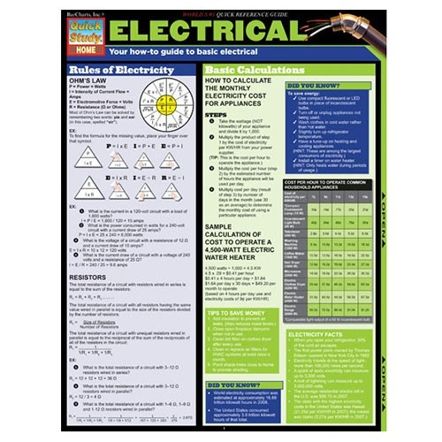 Electrical Quick Reference Guide