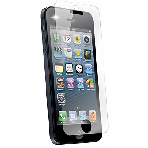 BodyGuardz Pure Glass Screen Protector for Apple iPhone 5/5s