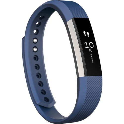 Fitbit Alta Activity Tracker, Blue Small