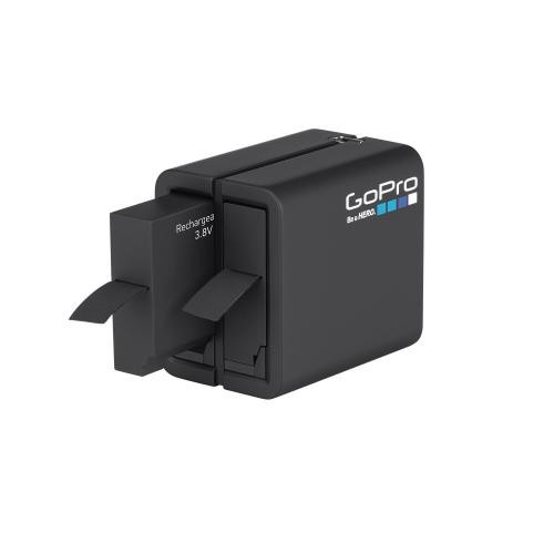 GoPro Dual Battery Charger with Battery for HERO4 Cameras