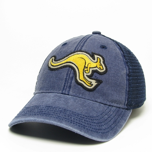 UMKC Roo Navy Blue Trucker Hat