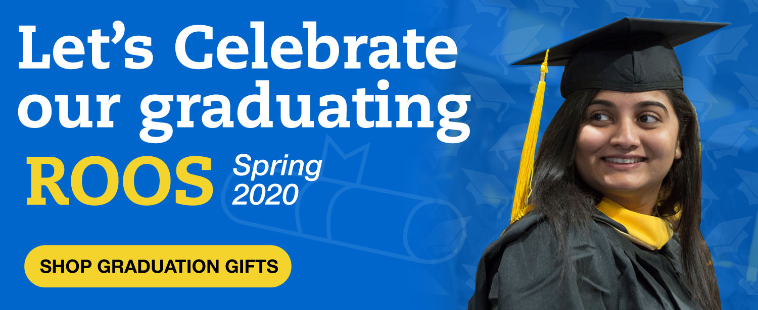 Shop gifts for your UMKC grad!