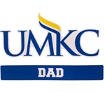 UMKC Dad Decal