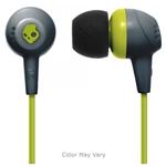 a8fd5e68ab4 Skullcandy Grey/Lime with Mic Jib Ear Buds