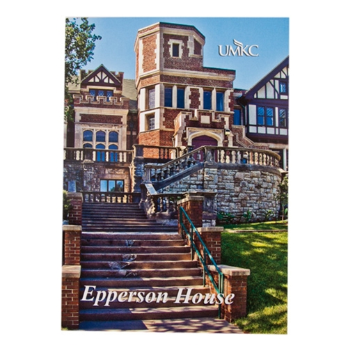 UMKC Epperson House Postcard