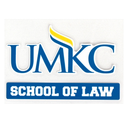 UMKC School of Law Decal