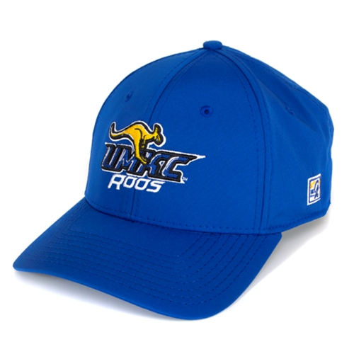 UMKC Roos Royal Blue Stretch-Fit Hat