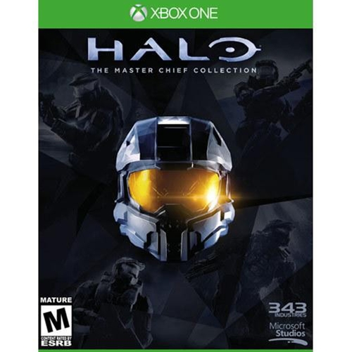 Umkc Bookstore Halo The Master Chief Collection Xbox One