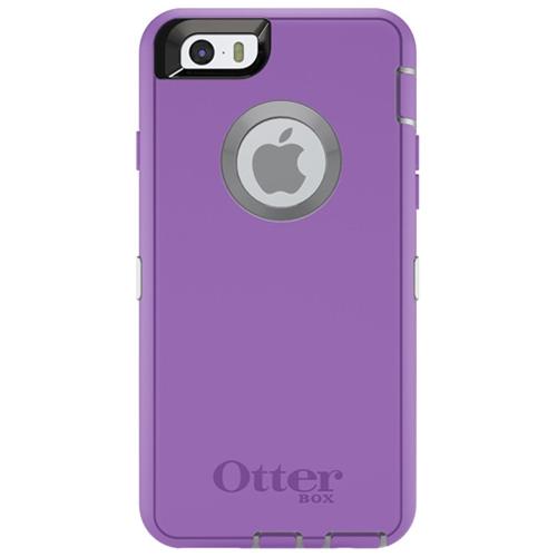 pretty nice b2420 e868c OtterBox Purple iPhone 6 Defender Case Assorted