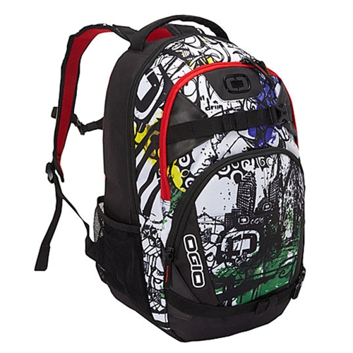 OGIO Rebel Graffiti Backpack