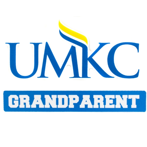 UMKC Grandparent Decal