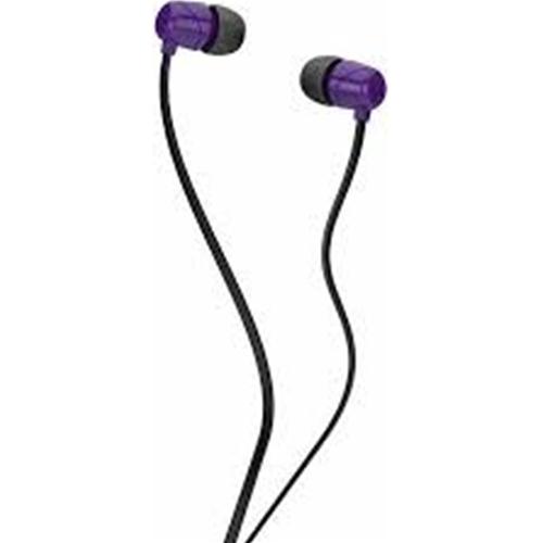 Umkc Bookstore Skullcandy Purple With Mic Jib Ear Buds