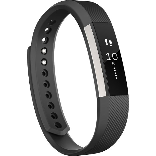 Fitbit Alta Activity Tracker, Black Large