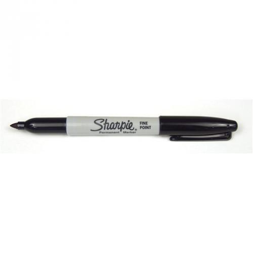 sharpie permanent marker  UMKC Bookstore - Sharpie Black Fine Point Permanent Marker