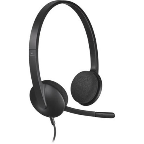 Umkc Bookstore Logitech H340 Usb Headset