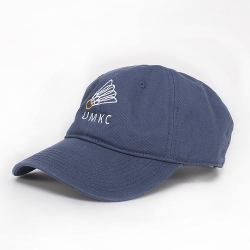 UMKC Shuttlecock Blue Adjustable Hat