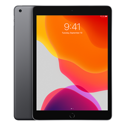 "10.2"" iPad 7th Generation 128 GB Wi-Fi + Cellular"
